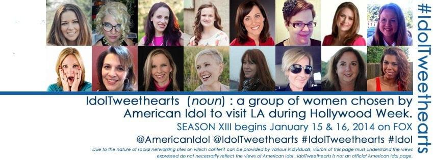 American Idol Tweethearts
