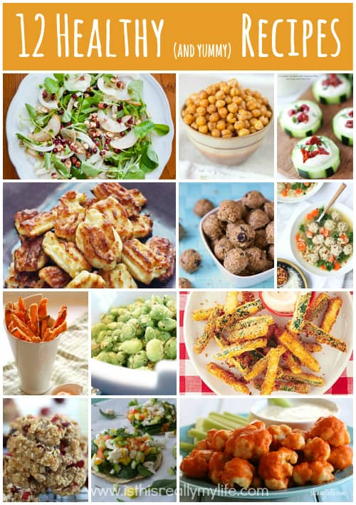 12 Healthy Recipes