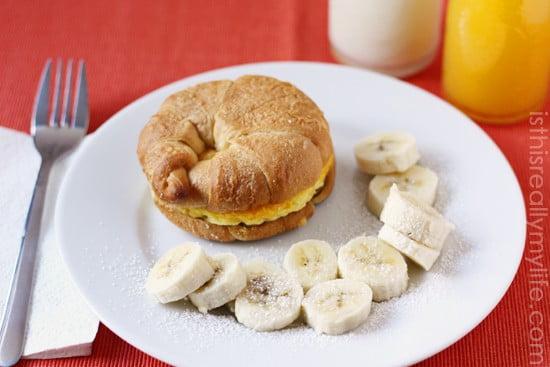 Jimmy Dean Redbox breakfasts