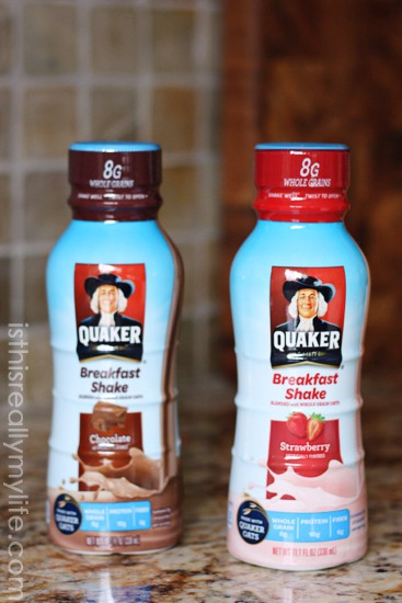 Quaker Breakfast Shakes