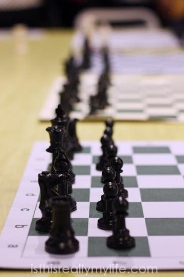 Zaniac - chess
