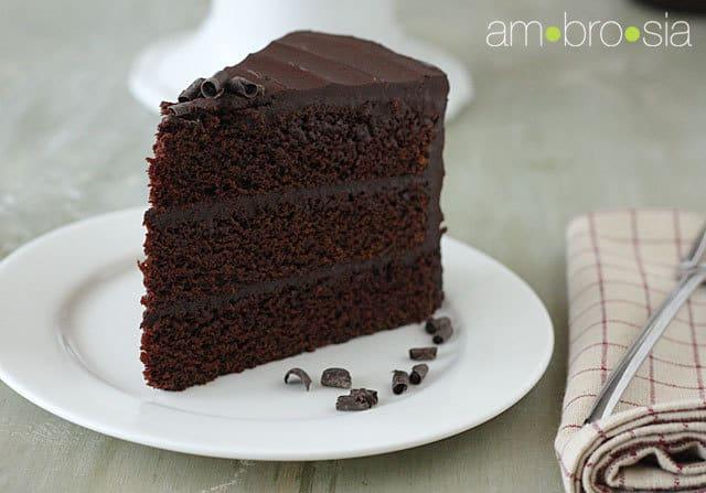 St Patricks Day Chocolate Stout Cake