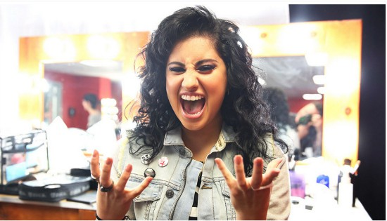 Jena Irene Asciutto on American Idol