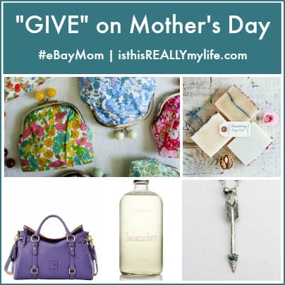 eBay Mother's Day gift ideas #eBayMom
