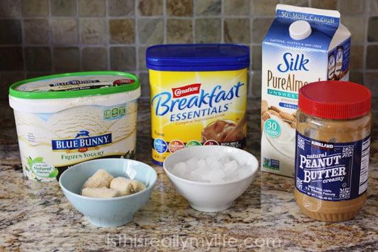 Carnation Breakfast Essential smoothie recipe