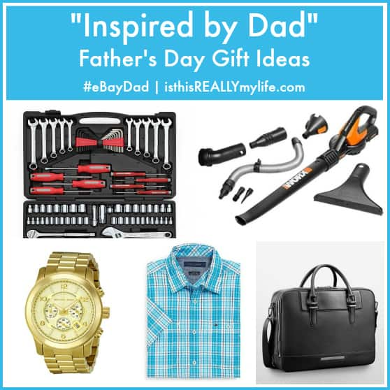 Father's Day gift ideas #eBayDad