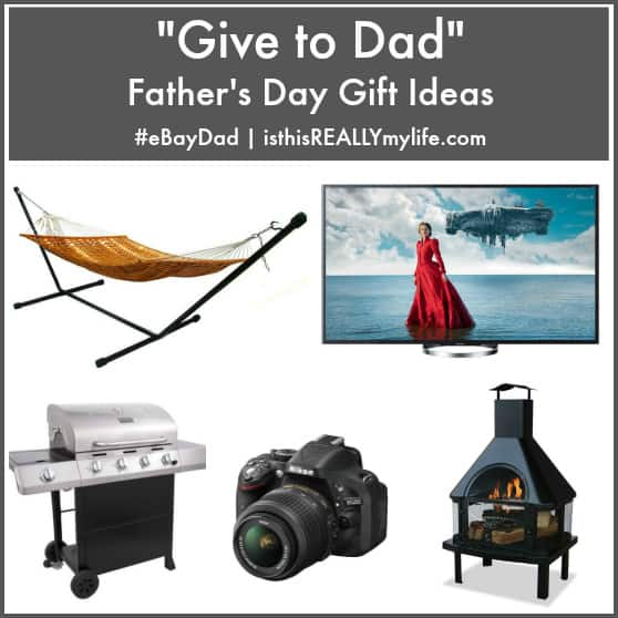 Father's Day gift ideas #eBayDad