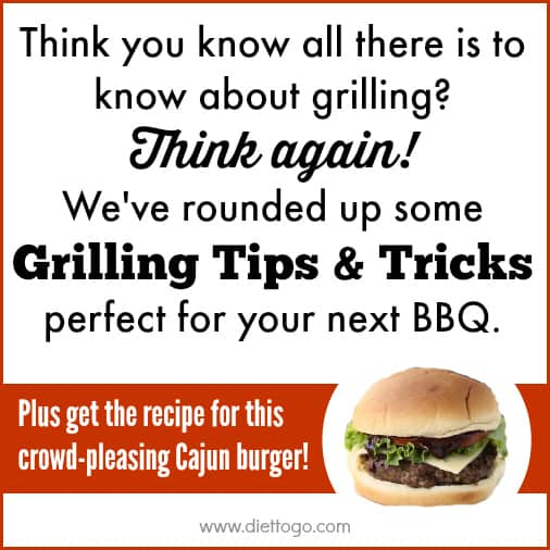 Grilling tips and tricks