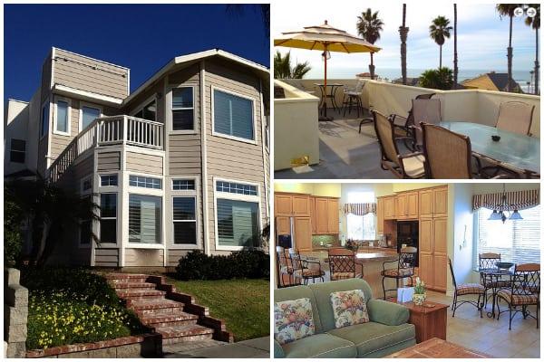 Oceanside vacation rental