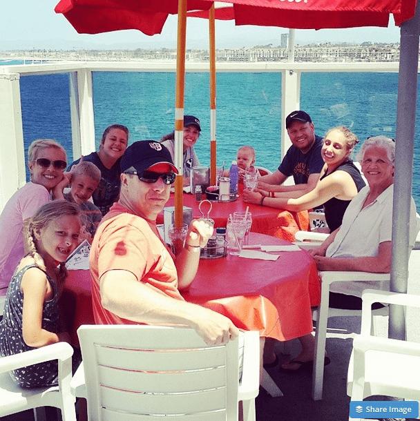 Ruby's Diner Oceanside Pier