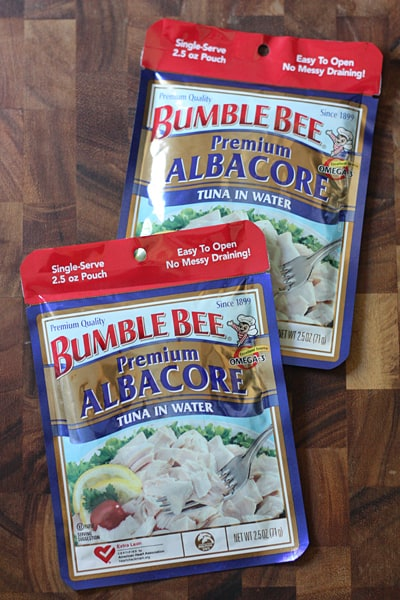 Bumble Bee tuna pouch