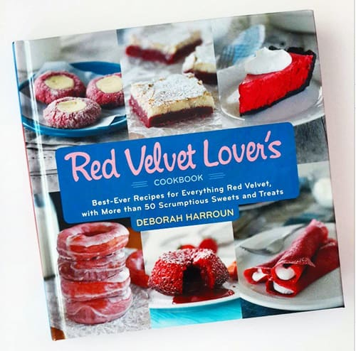 Red Velvet Oreos & The Red Velvet Lover's Cookbook
