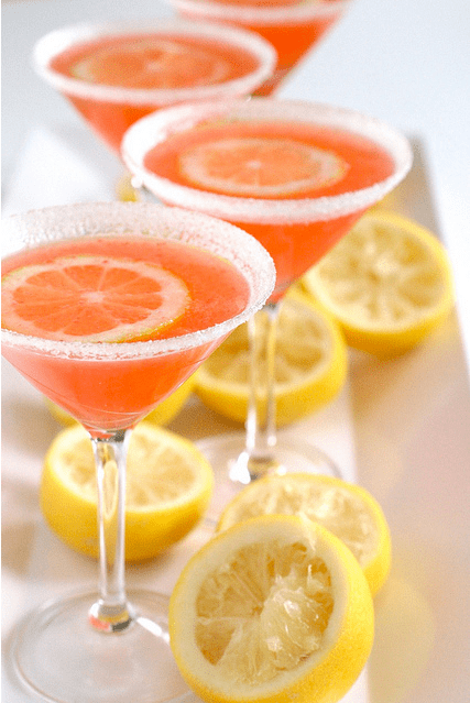 Sparkling Strawberry Lemonade   Annie s Eats