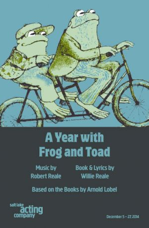 Salt Lake Acting Company - A Year with Frog and Toad