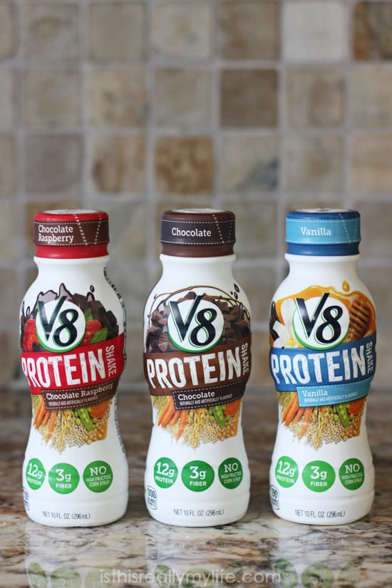 V8 Protein Shakes review