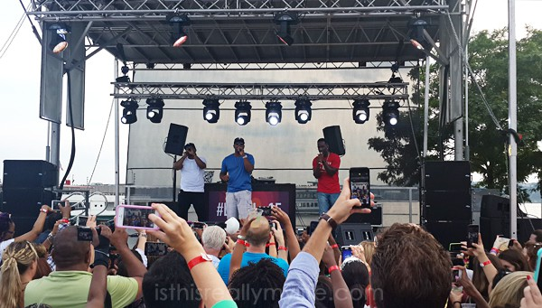 BlogHer 2015 Boyz II Men