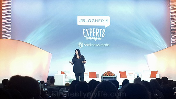 BlogHer 2015 Elizabeth Blackney