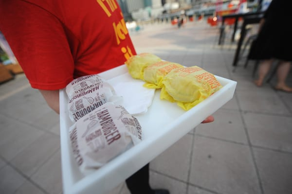 Photo by Brad Barket/Getty Images for McDonald's