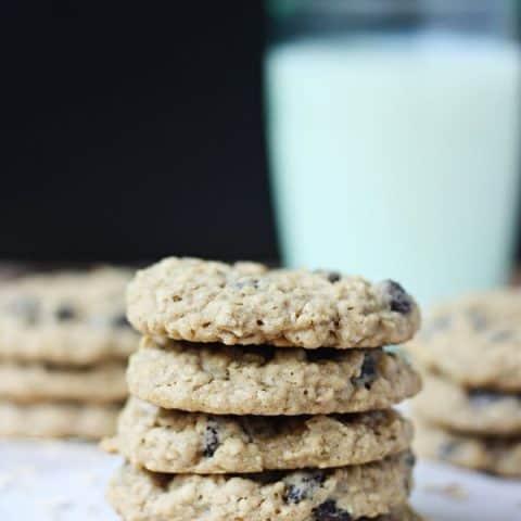 Amazing Oatmeal Raisin Cookies - the best oatmeal raisin cookies you will ever bake!
