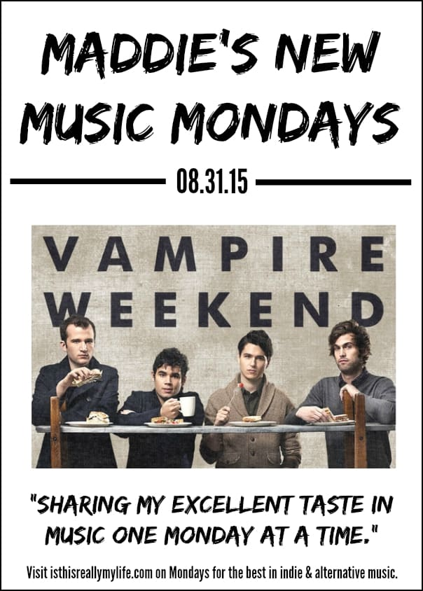 Maddies New Music Mondays - Vampire Weekend