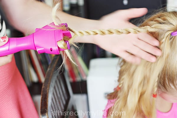 Conair Quick Twist -- super cool hair styling tool