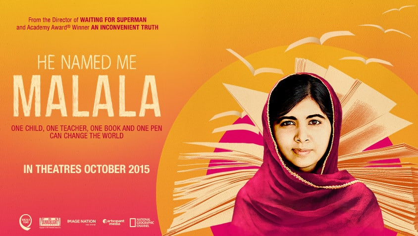 He Named Me Malala movie