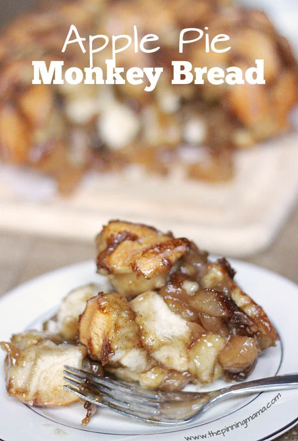 Apple Pie Monkey Bread