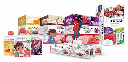 Chobani Kids Greek Yogurt - great new selections of Greek yogurt for kids and tots!