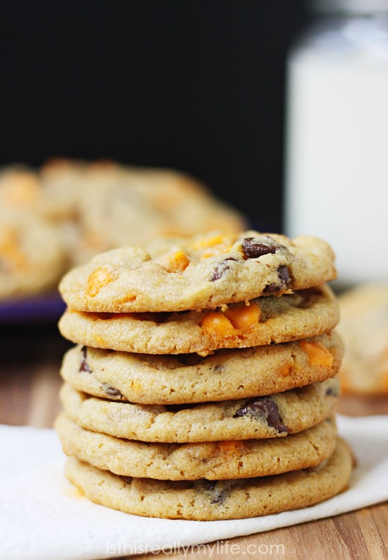 Limited Edition Soft and Chewy Halloween Cookies