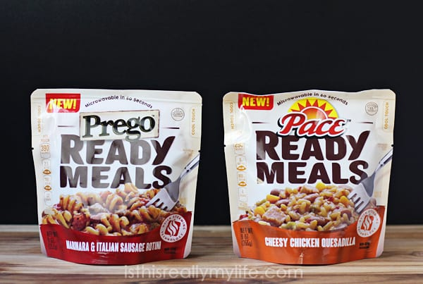 Pace Ready Meals review