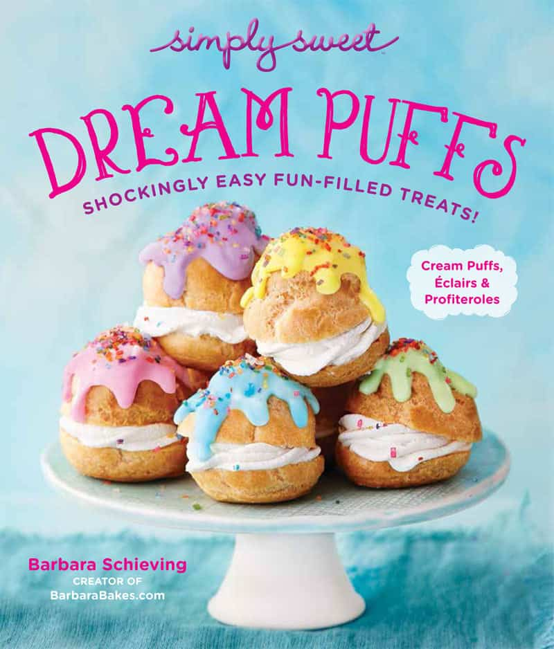 Simple Sweet Dream Puffs by Barbara Schieving