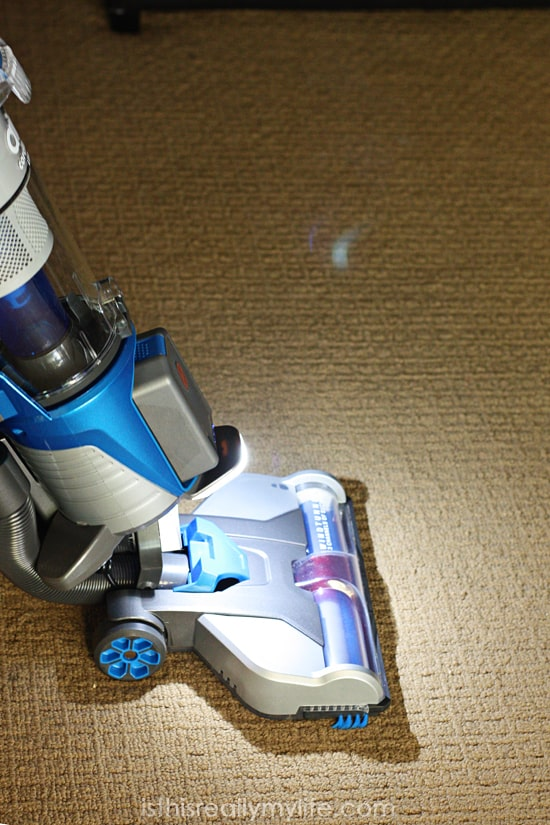 Hoover Air Cordless Lift Upright Vacuum review