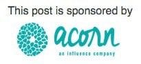 Acorn Influence Disclosure