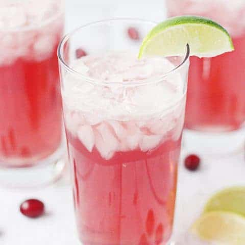 Very Berry Mocktail