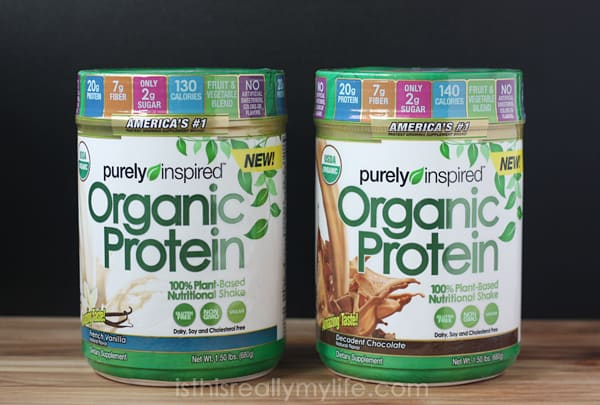 Purely Inspired Organic Protein