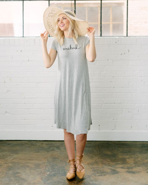 Cents of Style Weekend Swing Dress