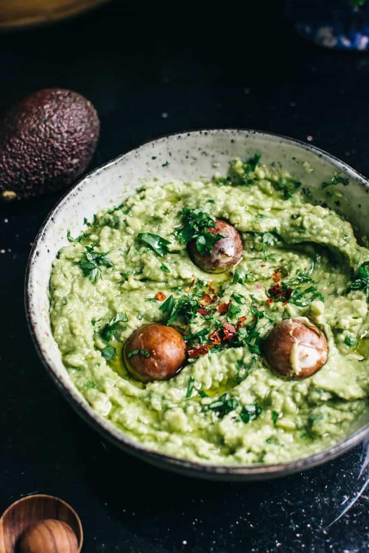 Worlds best guacamole