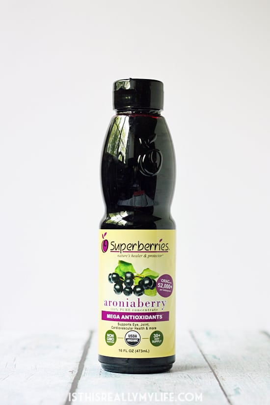 Superberries Organic Aroniaberry Concentrate