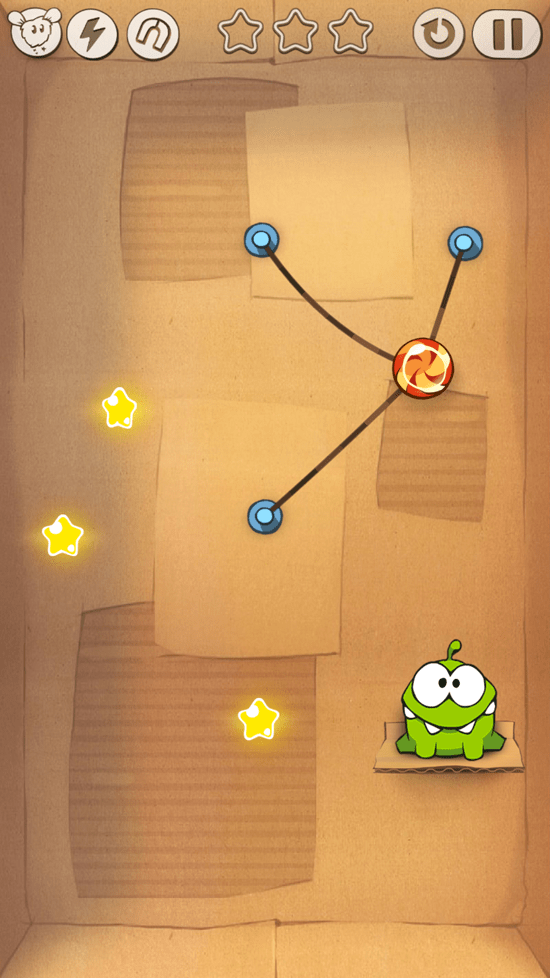 Amazon Underground app for Android screenshot - Cut the Rope HD