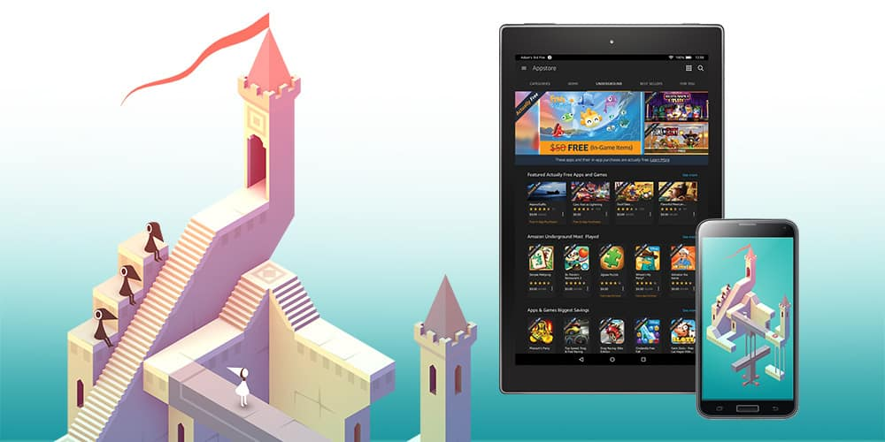 Amazon Underground app for Android