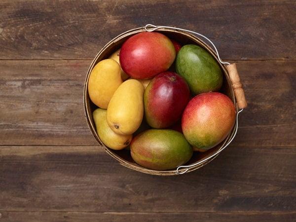Mangos - basket
