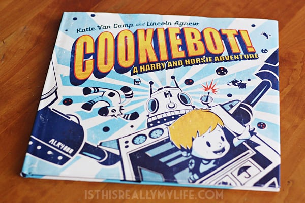 CookieBot -- One of our favorite Harry & Horsie adventures!