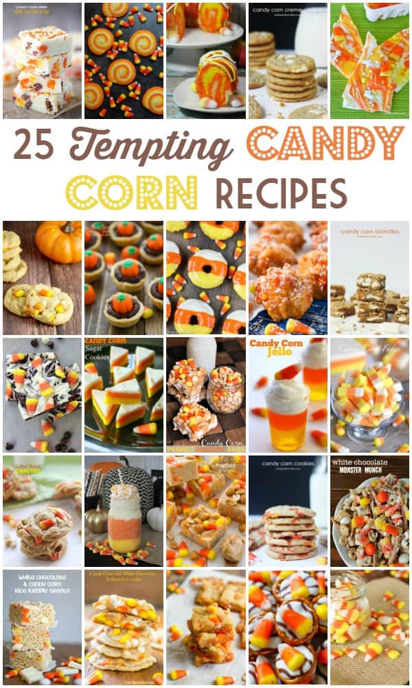 25 Tempting Candy Corn Recipes