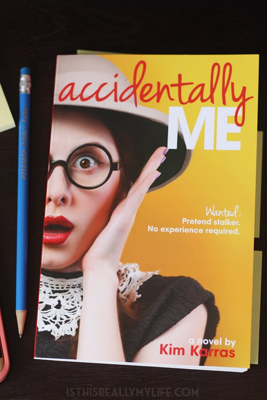 Accidentally Me Book Review