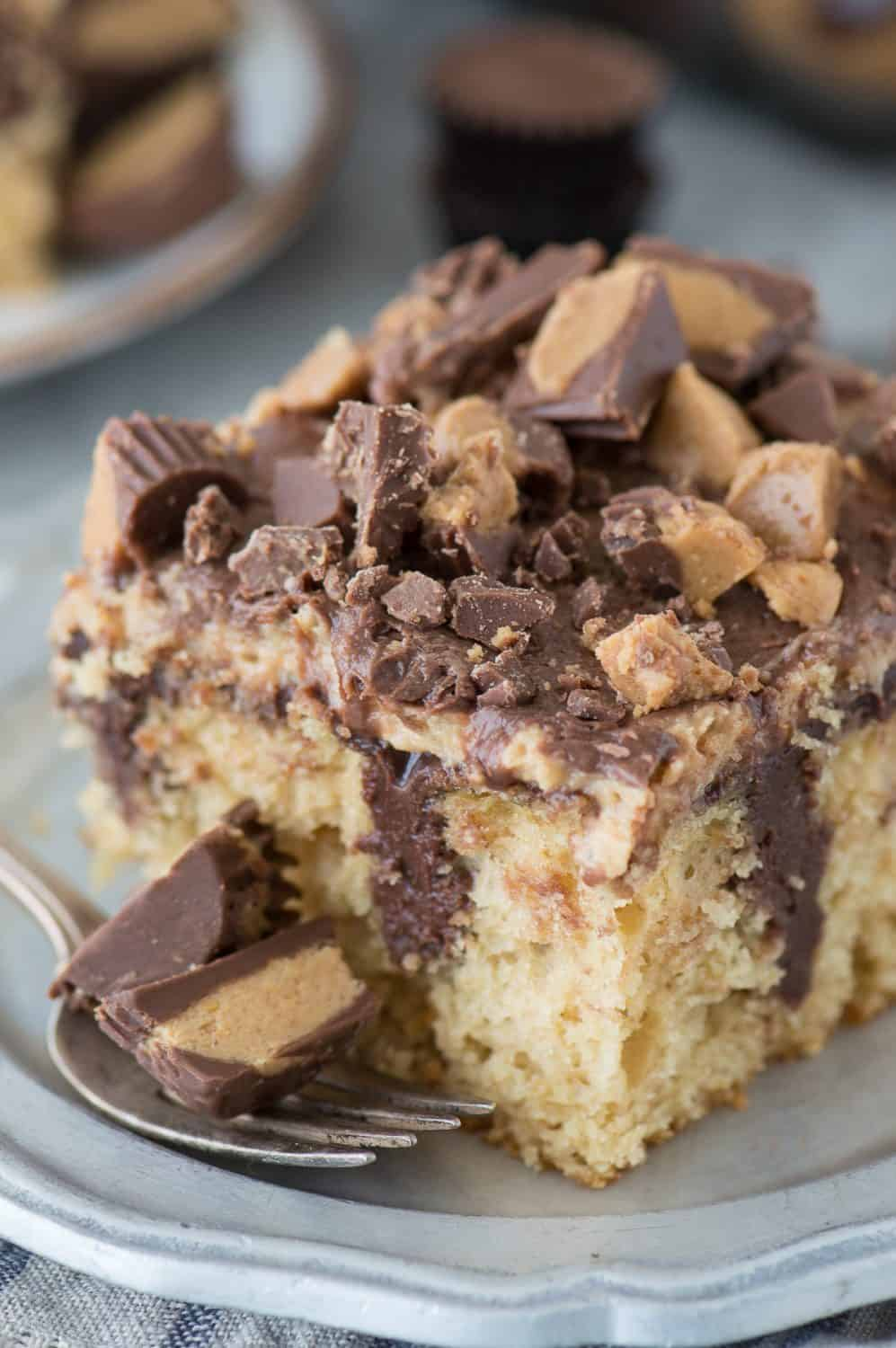 15 Better Than Anything Poke Cake Recipes | Half-Scratched