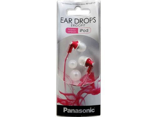 Panasonic ErgoFit Headphones