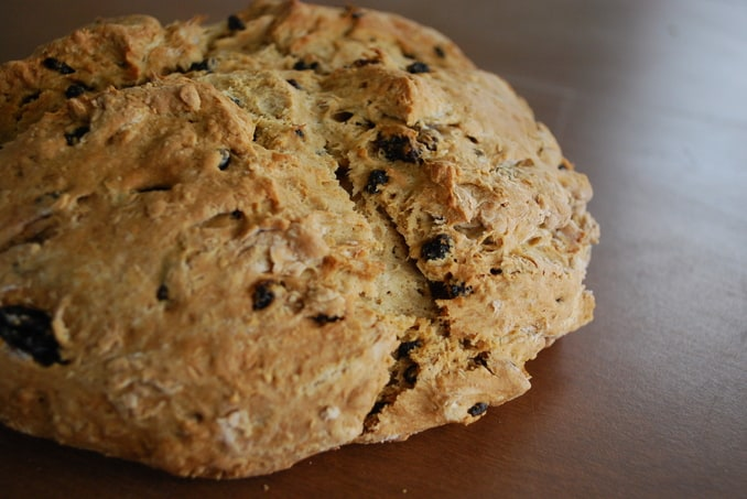 Vegan Irish soda bread recipe