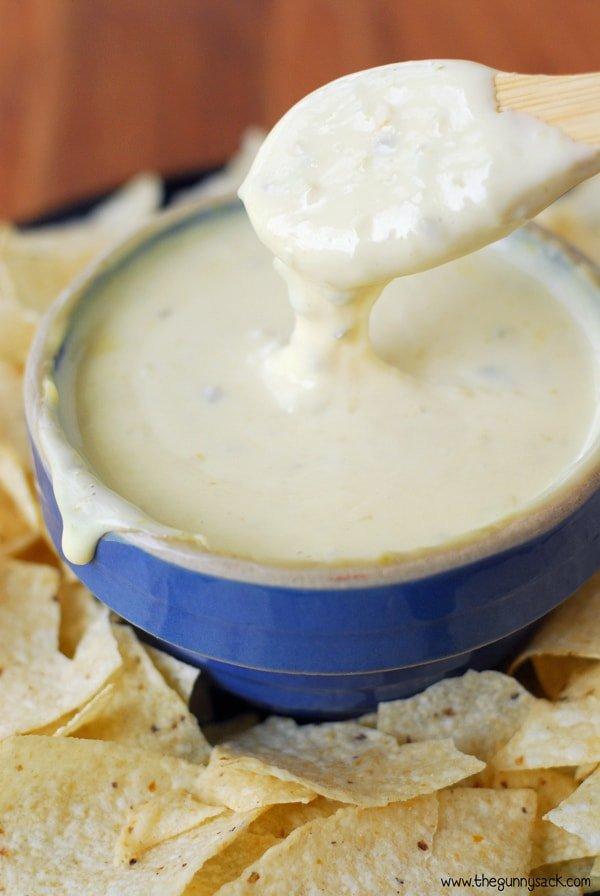 Easy queso blanco