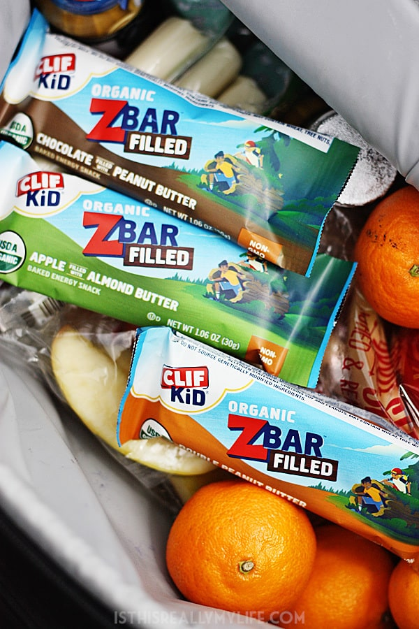 CLIF Kid ZBar Filled review