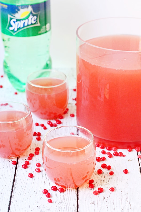 Red Hot Christmas Punch